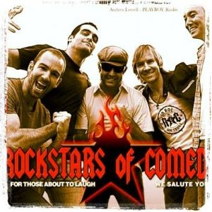 Stevie D. Rockstars of Comedy