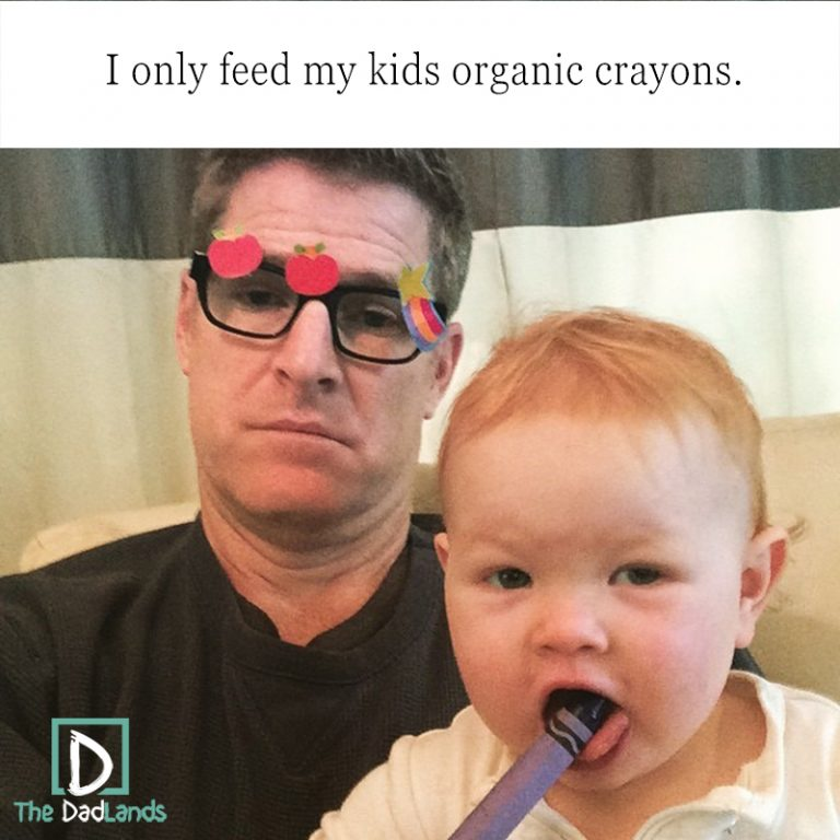 Organic Crayons