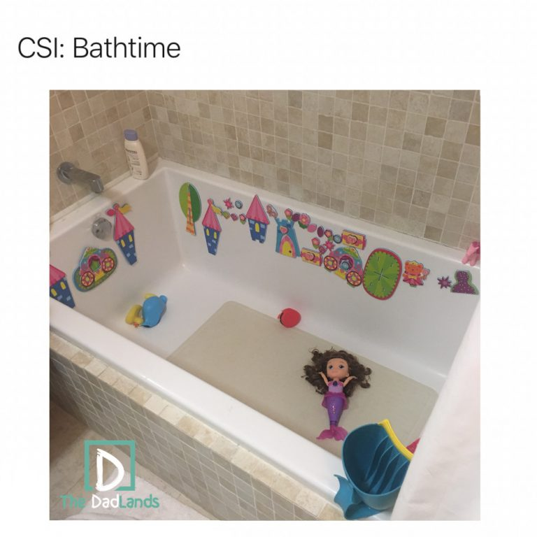 CSI Bathtime