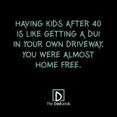 Kids After 40
