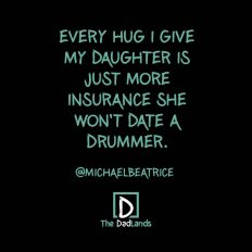 Every hug i give my daughter