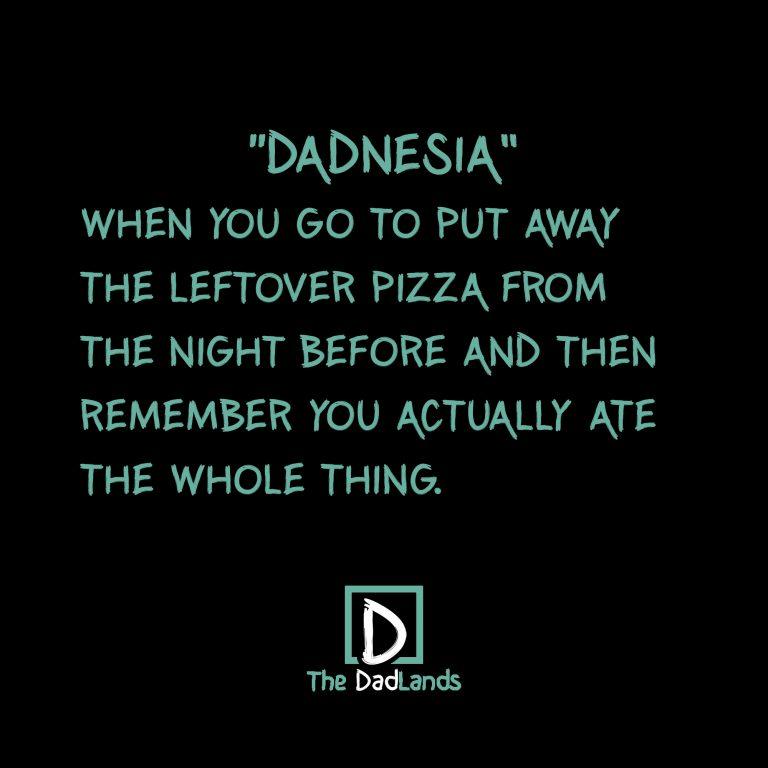 Dadnesia