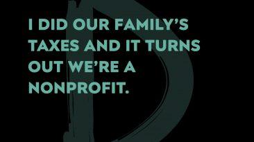 Tax return nonprofit