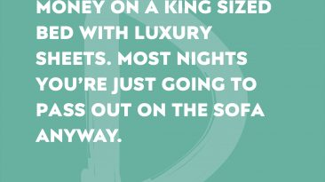 King sized sofa