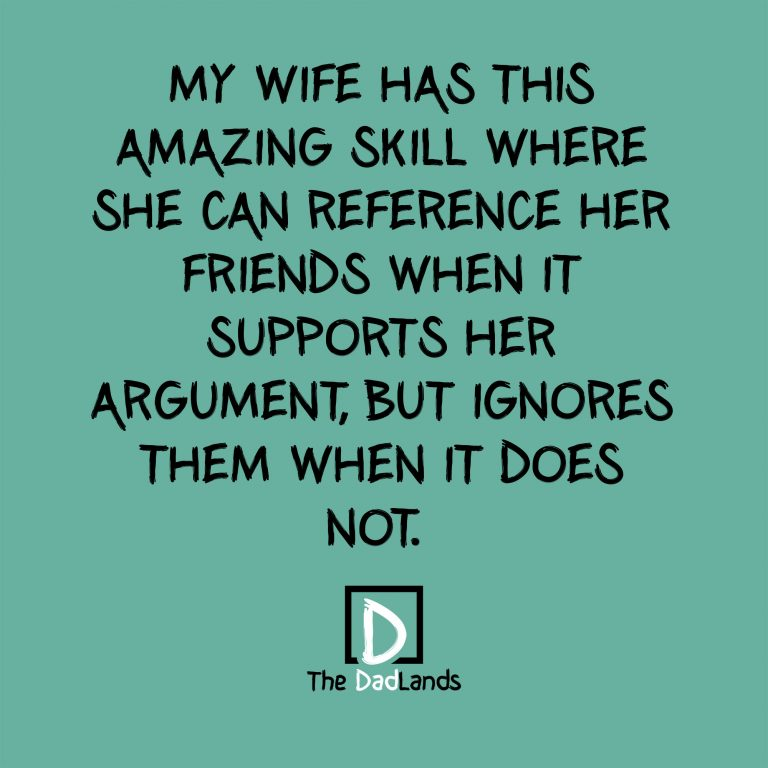 Wife's Argument