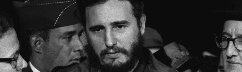 Fidel Alejandro Castro Dictator