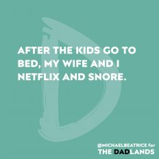 Netflix And Snore