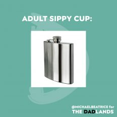 Adult Sippy Cup