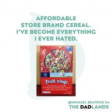 Store Brand Cereal